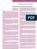 Artemia Tips Info Sheet