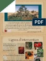 Programma I° incontro Corso di formazione per ottimizzare l'uso delle risorse agricole per lo sviluppo sostenibile