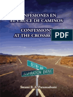 Confesiones en el cruce de caminos