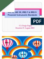 Financial Instruments Pooja Gupta Mumbai