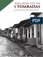 Manual Para Quem Vive Em Casas Tombadas Completo