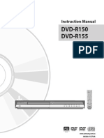 Samsung DVD R155
