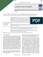 Artigo Canabidiol Evidences for the Antipanic Effect Soares2016