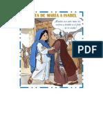 Visita de María a Isabel