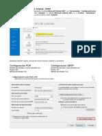 Configuracion Microsoft 365