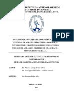 VULNAVIRALIDAD SISMICA DE ESTUDIO DE SUELOS DESDE EL PUNTO DE VISTA GEOTECNIA - TRUJILLO.docx
