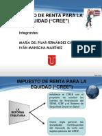 impuesto CREE (ivan, pilar).pptx