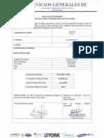 Protocolo de Prueba Equipos de Ventilación
