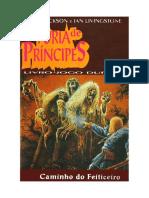Fúria de Príncipes - O Caminho do Feiticeiro