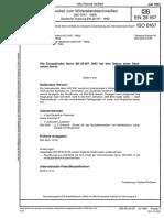 [DIN en 28167_1992-07] -- Buckel Zum Widerstandsschweißen (ISO 8167_1989)_ Deutsche Fassung en 28167_1992