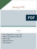 3.Virtual Private Cloud
