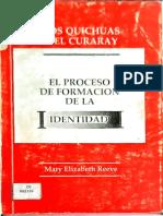 Los Quichuas Del Curaray - Mary Elizabeth Reeve