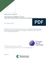 CBI Background Doc Forests November 2018