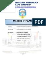 METODO VIPLAN