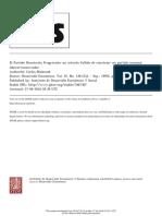 El PDP como intento de partido liberal-conservador en Argentina (Malamud)
