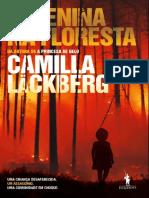 A Menina na Floresta - Camilla Lackberg