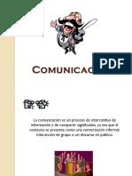 Clase CO 9 2019-2 Comunicacion