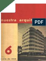 Revista Nuestra Arquitectura