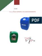 109238138 Procedimiento de Almacenamiento de Acido Sulfurico