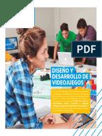 Desarrollo Videojuegos Malla Curricular