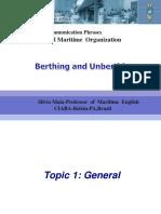 6.2 SMCPs 08.1-Berthing and Unberthing