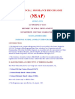 Ational Social Assistance Programme