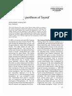 The_Aramaic_pantheon_of_Tayma.pdf