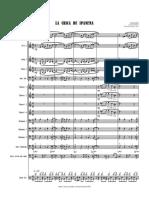 Score Ipanema c Major