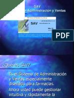 SAVPresentacionBasica