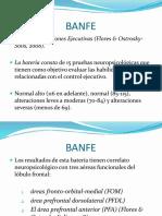 BANFE-Correcciones