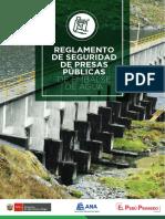 Reglamento de Seguridad de Presas-Perú