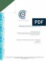 Manual Gparted