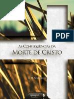 eBook Consequencias Morte Cristo Spurgeon