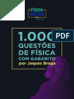 1000 Questões de Física Enem
