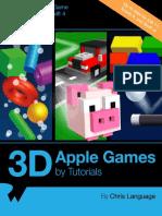 Language C. - 3D Apple Games by Tutorials (3rd Edition) - 2017.pdf