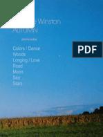 George Winston - Autumn