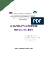 Experiencia Fida