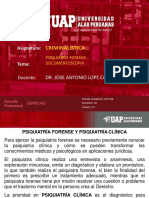 SEMANA 13 PSIQUIATRIA Y DOCUMENTOSCOPIA - copia.pptx