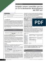 Errores  comunes PDT.pdf