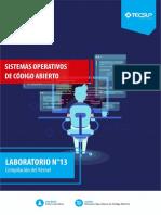 Lab13-Compilacion Kernel 2019 II