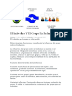 El Individuo Y El Grupo En Su Interaccion.docx