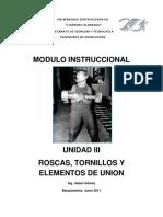 Guía Roscas, Tornillos y Elementos de Unión