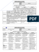 Instructional Material Rubric