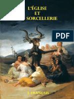 [Fran Ais J] L' Glise Et La Sorcellerie(Z-lib.org).Epub