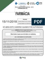 Farmacia Ses UFG 2019