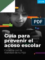 UNICEF Guia Acoso Escolar