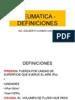 Neumatica - Definiciones.ppt