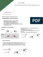 Electrostática - Unidad 3