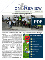 The Triton Review, Fall - Issue 2, Published December 9 2019