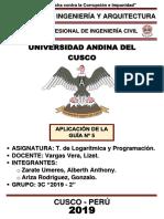 (Arreglado) APLICACIÓN DE LA GUÍA Nº5 (Alberth Anthony Zarate Umeres).docx